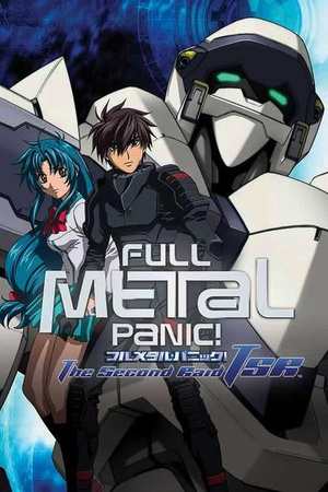 Full Metal Panic: The Second Raid