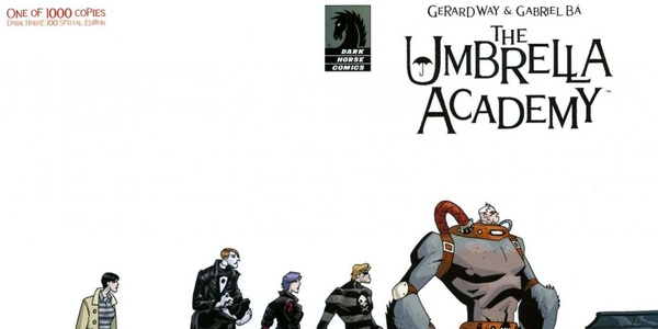 'Umbrella Academy' comic book being adapted by Netflix