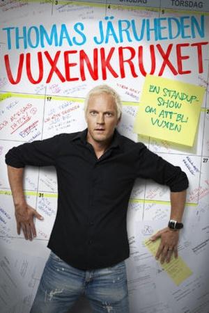 Thomas Järvheden: Vuxenkruxet