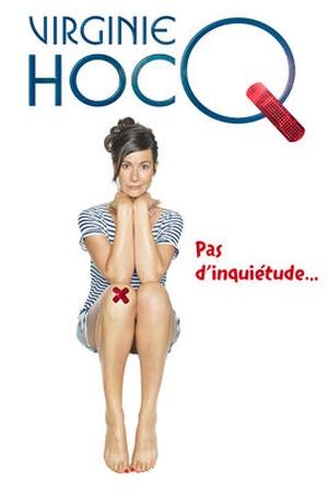 Virginie Hocq - Pas d'inquiétude…
