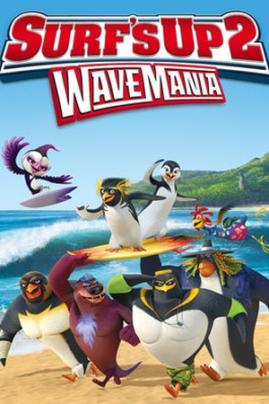 Surf's Up: Wave Mania