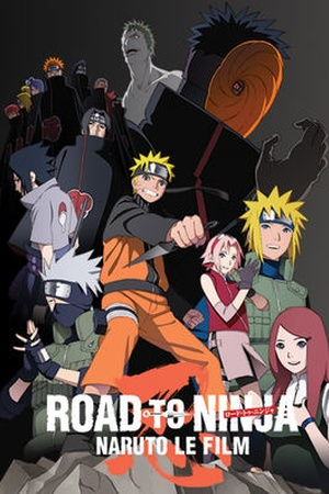 Naruto Shippuden: Road to Ninja