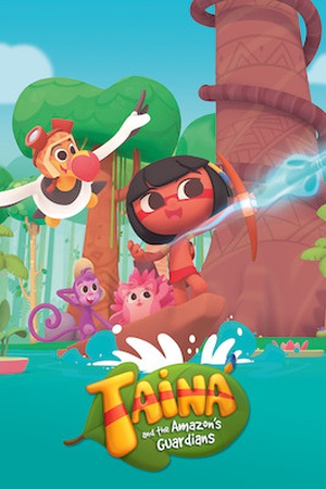 Taina and the Amazon's Guardians