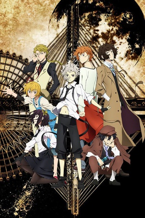 Bungo Stray Dogs 2