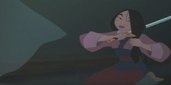 Disney's 'Mulan' is available on Netflix