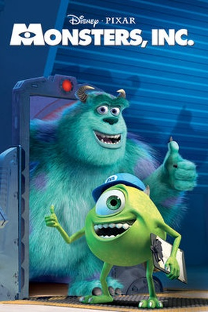 Monsters, Inc. (Taiwan Version)