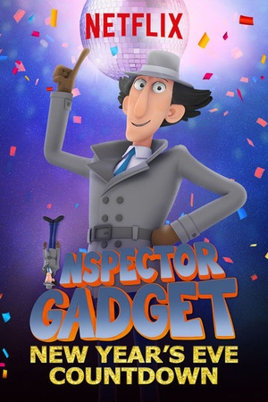Inspector Gadget - New Year's Eve Countdown