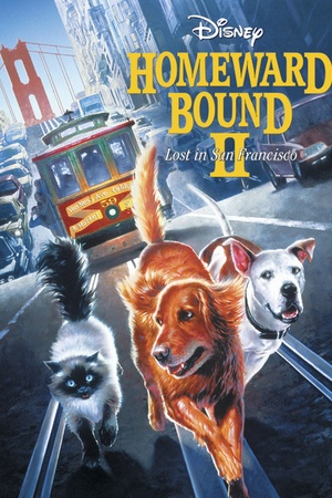 Homeward Bound 2: Lost in San Francisco