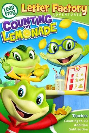 LeapFrog Letter Factory: Counting on Lemonade