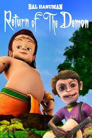Bal Hanuman 3 Return of the Demon