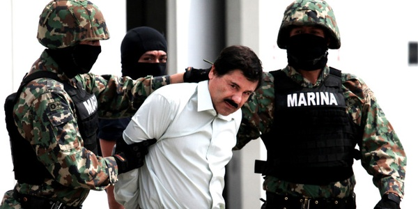 Netflix and Univision jointly producing series about Mexican drug lord Joaquín 'El Chapo' Guzmán