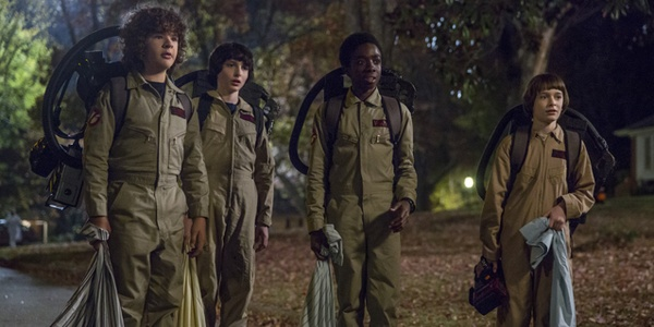 First photos for 'Stranger Things' Season Two revealed