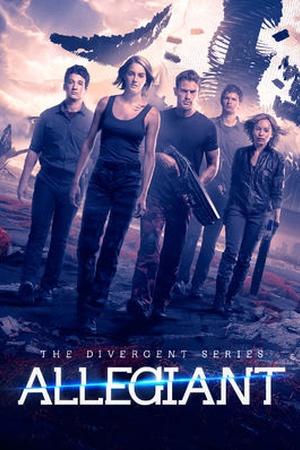 The Divergent Series: Allegiant - Part 1