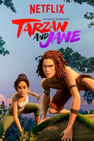 Edgar Rice Burroughs' Tarzan and Jane