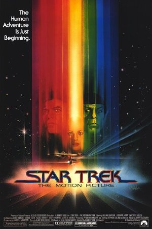 Star Trek: The Motion Picture (1979) available on Netflix