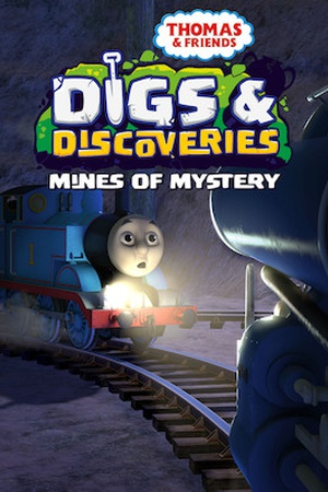 Digs and Discoveries: Mines of Mystery