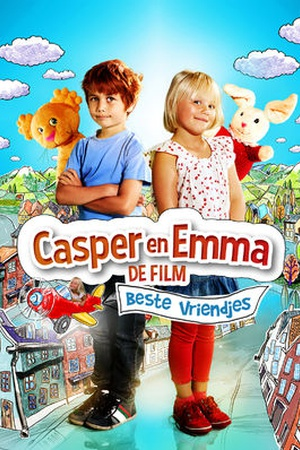 Casper and Emma - Best Friends (Dutch Version)