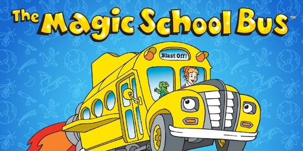 Netflix is bringing back 'The Magic School Bus'