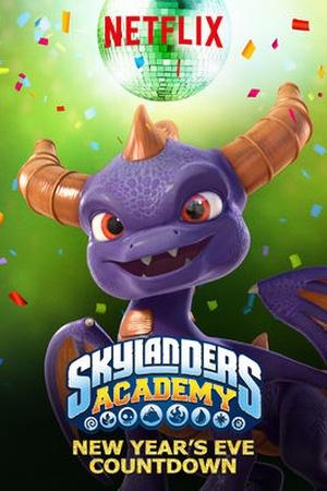 Skylanders Academy: New Year's Eve Countdown