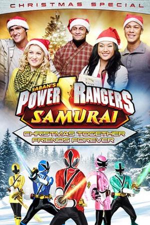 Power Rangers Samurai: Christmas Together, Friends Forever (Christmas Special)