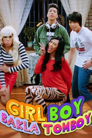 Girl, Boy, Bakla, Tomboy