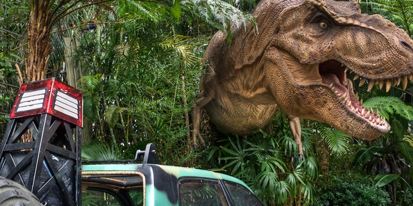 'Jurassic Park 3' has come to Netflix
