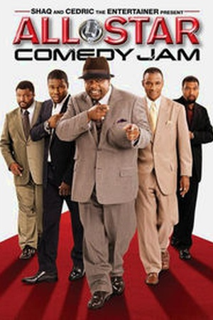 Shaq and Cedric the Entertainer Present All Star Comedy Jam