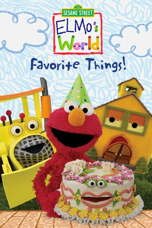Elmo's World: Elmo's Favorite Things