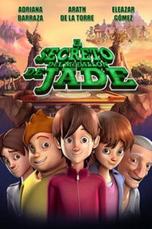 El Secreto del Medallon de Jade