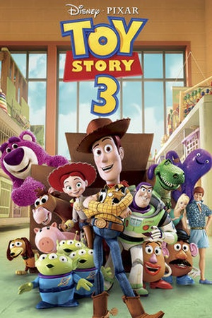 Toy Story 3 (Taiwan Version)