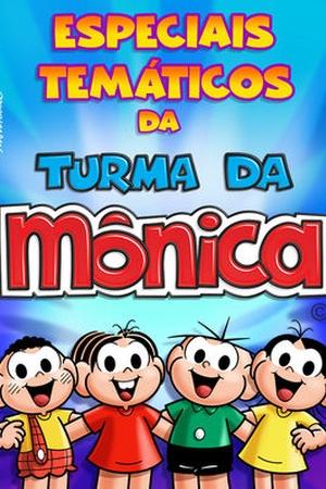 Especiais tematicos da turma da Monica