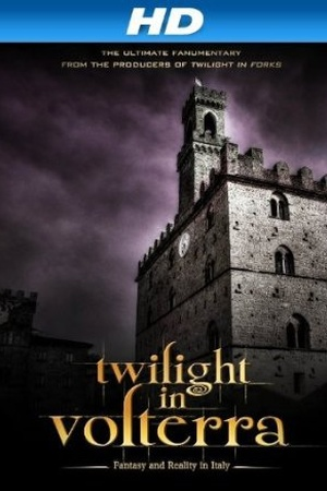 Twilight in Volterra