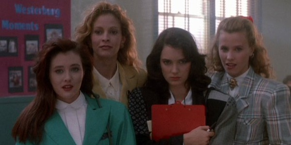 'Heathers' is now streaming on Netflix