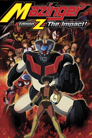 Mazinger Z: The Impact!