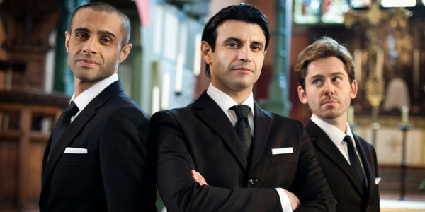 'Amar, Akbar and Tony' a British comedy to stream on Netflix