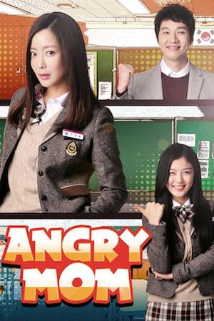 Angry Mom