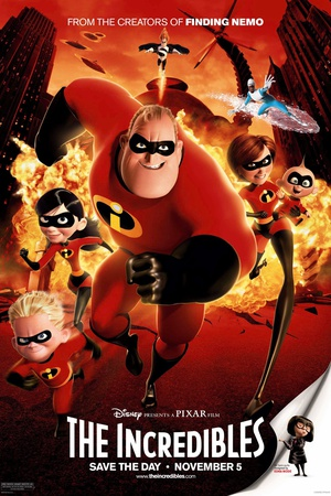 The Incredibles (Hong Kong Version)