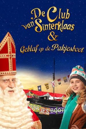 Club van Sinterklaas and Geblaf op de Pakjesboot