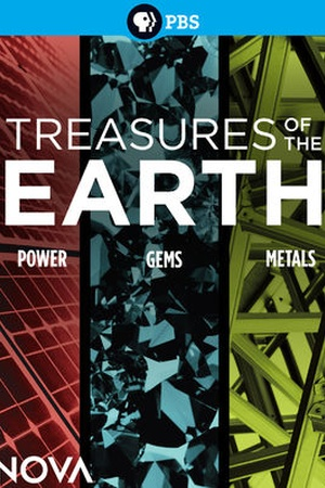 NOVA: Treasures of the Earth