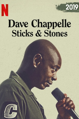 Dave Chappelle: Sticks and Stones