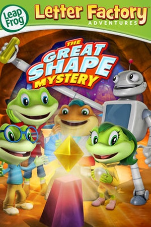 LeapFrog Letter Factory: Great Shape Mystery