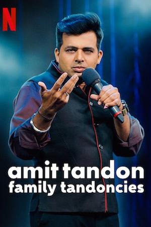 Amit Tandon: Family Tandoncies