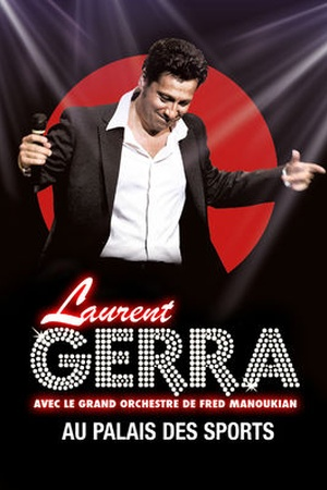 Laurent Gerra Palais Des Sports