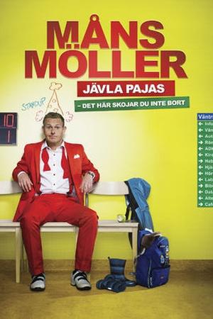 Måns Möller: Jävla Pajas