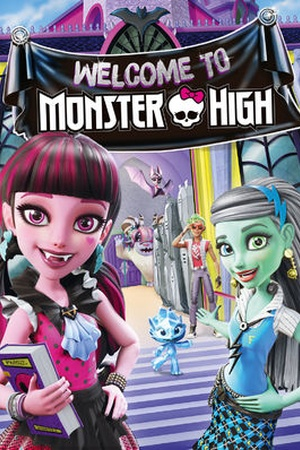 Welcome to Monster High: The Origin Story