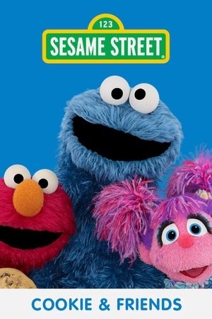 Sesame Street: Cookie and Friends