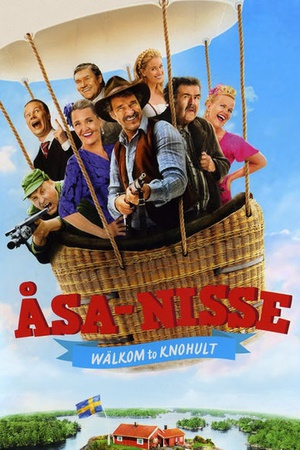 Asa-Nisse - Walkom to Knohult