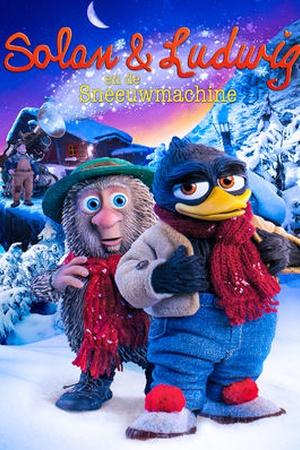 Solan and Ludwig en de sneeuwmachine