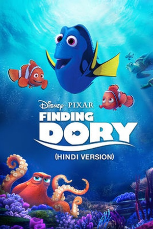 Finding Dory (Hindi Version)