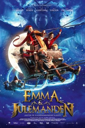 Emma and Julemanden